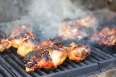 Adobo-Marinated Chicken Tacos | Recipe | Chicken Tacos, Chicken Taco ...