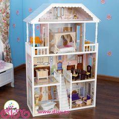 Casas de muñecas Savannah
