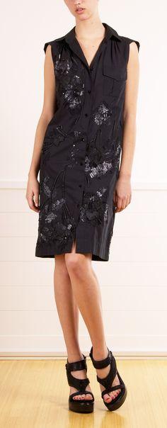 DRIES VAN NOTEN DRESS @Michelle Coleman-HERS