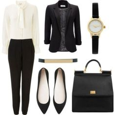 Professional work outfits for women ideas 78