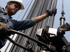 Trabajadores petroleros realizan un paro nacional por tiempo indeterminado