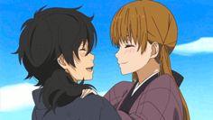 Shizuku and Haru!