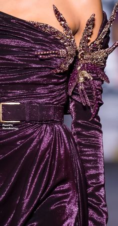 Elie Saab Fall-Winter 2016-17 Couture Collection Details