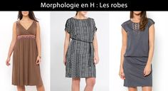 morphologie-h-robes. Simple Shoes, Dresses For Work, Summer Dresses, Rectangle Shape, Cute Outfits, Dressing, Skinny Jeans, Silhouette, Couture