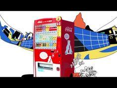【Coke ON】 Switch on everyday篇 - YouTube