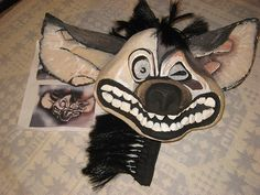 Pre-Dirtying Hyena Mask | Flickr: Intercambio de fotos