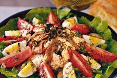 Salade bacha