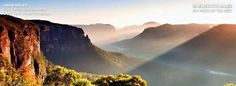 Grose Valley, NSW
