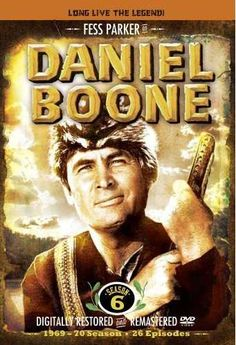 » Farewell to Fess Parker, our Daniel Boone The Bluegrass and Beyond