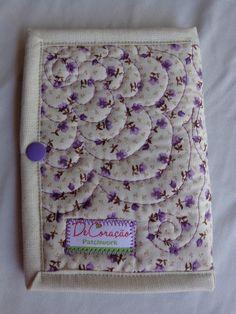 DeCoração Costura Artística: Porta-absorventes