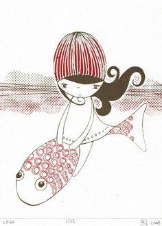Lilu No.4 – 2 Fish