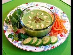 Spinach Pine Nut & Pepita Salad Dressing(Vegan, Oil-Free) - YouTube