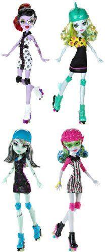 25af63c5fa Monster High Skultimate Roller Maze Dolls Set « Game Searches Set Game