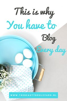 This is why you have to blog every day. You really have to read this blog tip. These tips are for all beauty, fashion, lifestyle, travel and personal bloggers. You really have to check these blogging tips out!