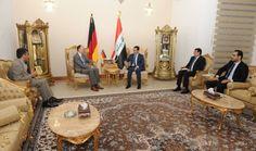 وزير الداخلية يبحث مع سفير الالماني دعم الاخير لرفع مستوى القدرات القانونية في العراق  http://alghadeer.tv/news/detail/21469/