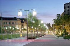 Gautier+Conquet Architectes · Esplanade du Gros Caillou · Divisare
