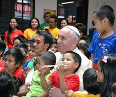 Remember the moments that make your life special and SMILE! http://anak-tnk.org #2015PapalVisit #MondayWithASmile  www.facebook.com/anaktnkfoundation