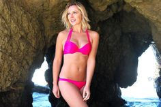 Push Up Bikini Pink Bikini Cute Bikinis Modest Swimwear Sexy Bikini Tops