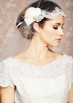 En el blog de #bodas de #innovias la revisión del estilo años 20 para el #velo de #novia y otras novedosas formas de colocar el velo https://innovias.wordpress.com/2015/05/20/el-velo-de-novia-iii-colocacion-y-tendencias-2015/