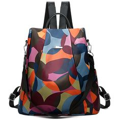Fashion Oxford Backpack Women Anti Theft Backpack Girls Bagpack Schoolbag for Teenagers Casual Daypack Sac A Dos mochila – Purses And Handbags For Teens Backpack Outfit, Travel Backpack, Fashion Backpack, Small Backpack, Mini Backpack, Ladies Backpack, Travel Fashion, Backpack Bags, Travel Bags