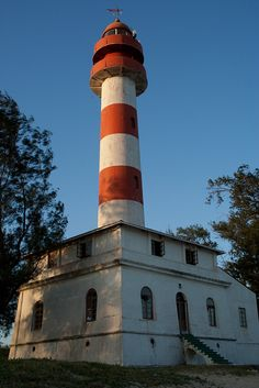 ˚Macuti Lighthouse - Beira, Mozambique