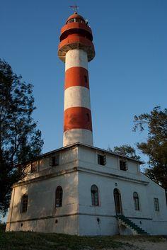 ˚Macuti Lighthouse - Beira, Mozambique