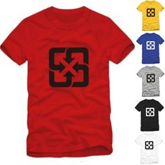 * With high quality and popularity  * Extremely fashion, and eye-catching,t  * Soft and comfortable to wear and touch  * Material: Cotton   * Color:   white, gray, yellow, blue, red,black    * Size: S, M ,L, XL, 2XL, 3XL  Note: please leave us message with the size you want