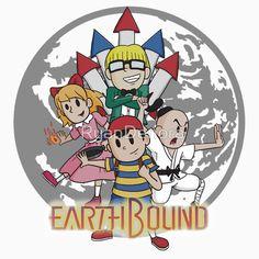 Earthbound w/ Logo