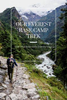 Everest Base Camp, Everest Region, EBC Trek, Himalayas, Mountains, Altitude sickness, CHAPTERTRAVEL, Gorak Shep, Itinerary Everest Base Camp