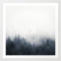 △ Only Original Artwork & Photography △<br/> ➳ facebook.com/tordis.kayma.artist<br/> ➳ instagram.com/tordiskayma<br/> <br/> Share your Tordis Kayma products on Instagram! <br/> Use hashtag #tordiskayma <br/> <br/> © 2016 Tordis Kayma Photography<br/> <br/> minimal, fog, forest, trees...