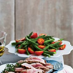 Salade Niçoise is one of the great summer dishes of Southern France. It's the centerpiece of a party that's all about sunny Mediterranean styl...