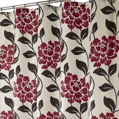 I pinned this Flora Shower Curtain from the Back to Basics event at Joss and Main!