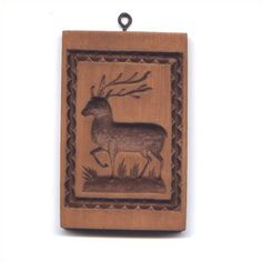 The Buck: House on the Hill, Inc., Springerle and Speculaas Cookie Molds for Baking, Crafting, Decorating