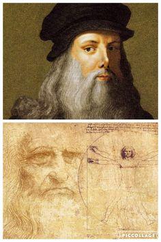 Leonarda da Vinci leefde van 1452 tot 1519 in Anchiano, Italië. Hij was een uitvinder die veel weet over het menselijke lichaam (anatomie). Dit komt doordat hij naar het lijkenhuis ging om dode lichamen open te snijden. Doordat Leonardo da Vinci al zijn ideeën op schreef en tekende in zijn aantekeningenboekje, kennen wij nu allerlei uitvindingen van hem, zoals zijn vliegmachine.
