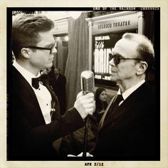 End of the Rainbow on Broadway: The legendary Joel Grey.
