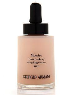 Maestro fusion makeup by Armani