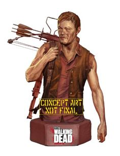 The Walking Dead Daryl Dixon Mini Action Figure Bust Walking Dead,http://www.amazon.com/dp/B00CBPVPQA/ref=cm_sw_r_pi_dp_e-nptb1EGHC62X46
