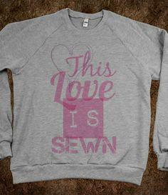 Love Sewn