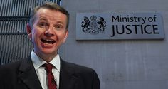 A letter from Michael Gove: 'Being Lord of The Chancellors is a really great job'