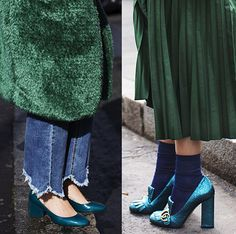 On the Street…Green/Blue/Teal, Paris                                                                                                                                                                                 More