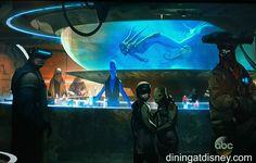 star wars concept art cantina - Buscar con Google