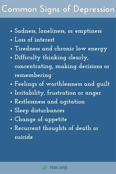 Common signs of depression. Be on the look out for these signs in your loved ones. Learn more about depression here. What Is Depression, Beating Depression, Signs Of Depression, Depression Symptoms, Facts About Depression, Fighting Depression Quotes, Anxiety Facts, Signs Of Anxiety