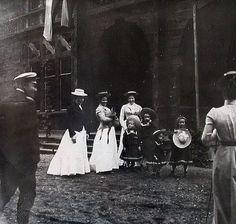 Maria ,Olga, Anastasia and Tatiana in Germany…