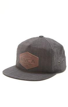 0a495312755 RVCA Sonny Strapback Hat  pacsun Strapback Hats