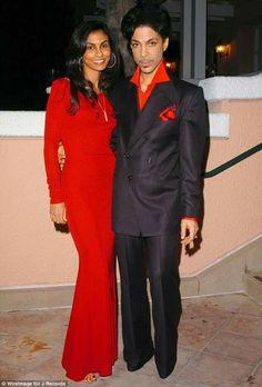 Prince and Manuela