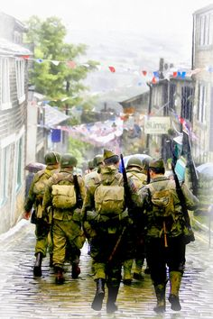 haworth 40's weekend~john keane