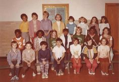 One of my Facebook friends recently tagged me in this photo, and it brought back a flood of memories and emotions. That's me on the back row, third from the right, rocking the Holly Hobbie shirt. I was shocked to see that I looked pretty much like an average fifth grader, like all the other …