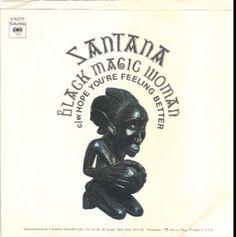 Santana ~ Black Magic Woman/I\'ll Be Waiting
