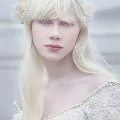 casi albina - Buscar con Google