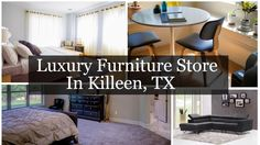 Ashley HomeStore is a renowned luxury furniture shop in Killeen, TX. It showcases a wide range of furniture items for bedroom, living room, kid's room, dinin. Luxury Furniture Stores, Luxury Bedroom Furniture, Recliners, Sofas, Luxurious Bedrooms, Dining Tables, Home Accessories, Beds, Explore